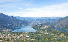 Region Valsugana - Seen und Natur