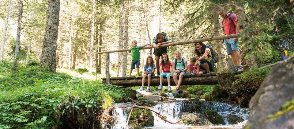 Wandern mit Familie_Seiser Alm Marketing Beitragsbild