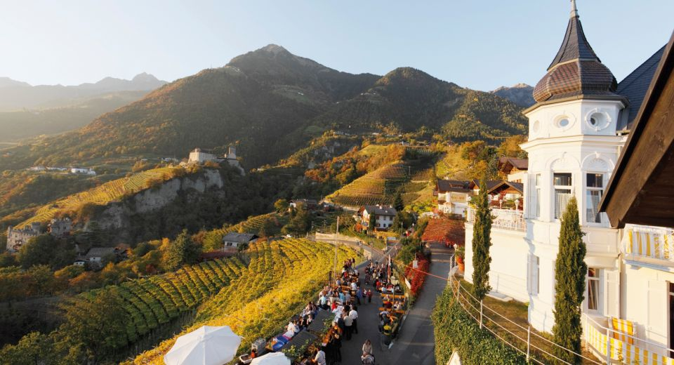 Dorf Tirol Schlosswegfest 960