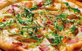 Pizza Gorgonzola 02 Beitragsbild