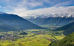 Vinschgau: Tal der vielen Gesichter