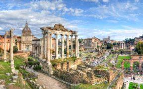 Forum Romanum Beitragsbild
