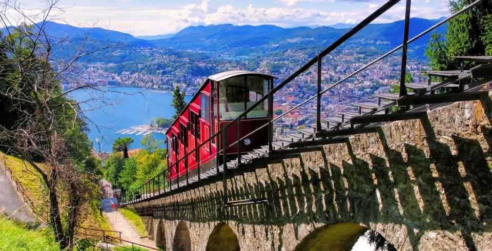 Monte Bre Seilbahn 960