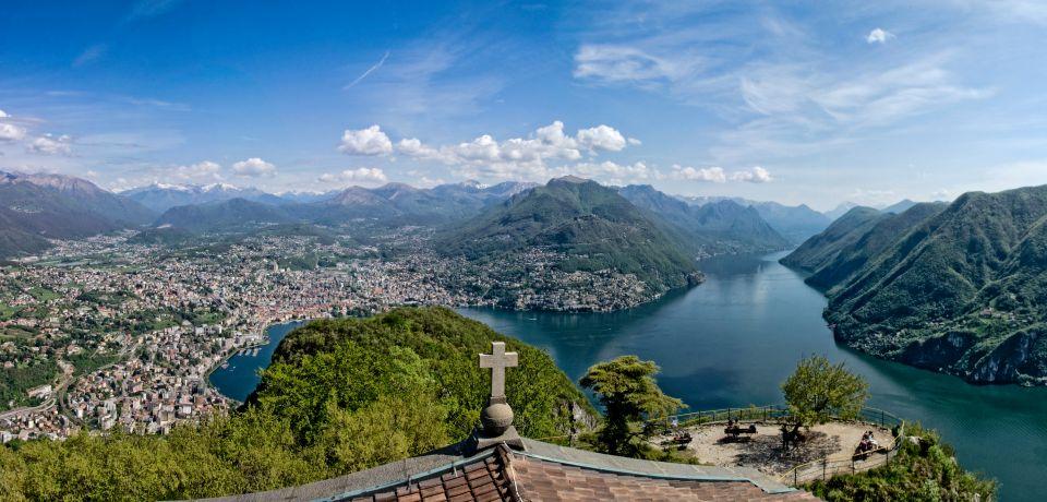 Monte San Salvatore Berg 960