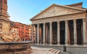 Pantheon Beitragsbild