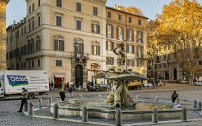 Piazza Barberini Beitragsbild