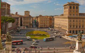 Piazza Venezia Beitragsbild