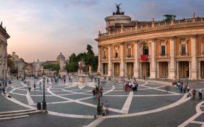 Piazza del Campidoglio Beitragsbild