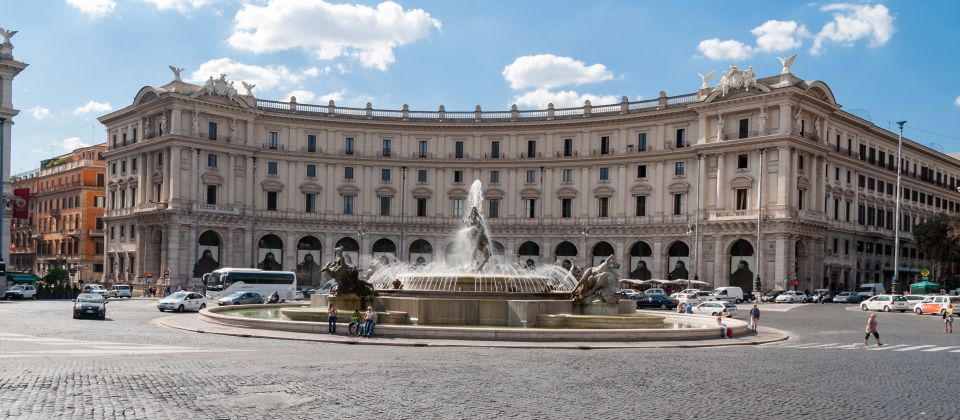 Piazza delle Naiadi Beitragsbild