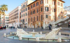 Piazza di Spagna Beitragsbild