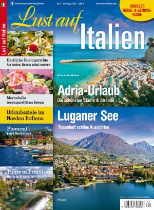 Aktuelle Ausgabe: Lust auf Italien 4/2020