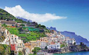 Amalfiküste: Urlaub in Kampanien