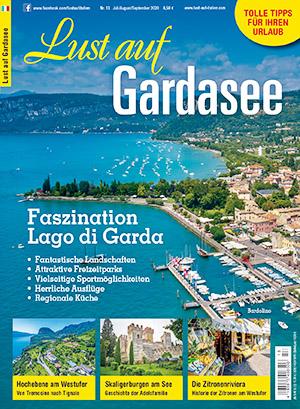 Sonderheft Lust auf Gardasee 2020