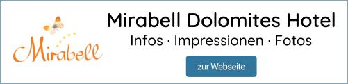 Mirabell Dolomites Hotel - Lust auf Südtirol 2020