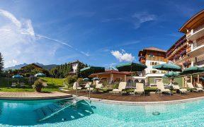 Mirabell Dolomites Hotel - Entspannen in Südtirol