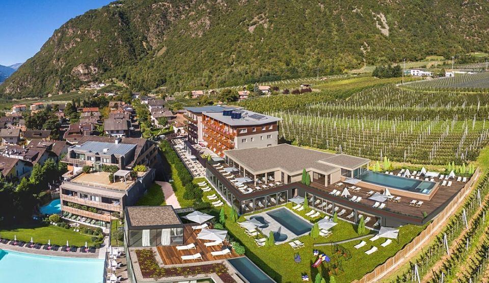 Untervinschgau: Hotel Waldhof - Willkommen