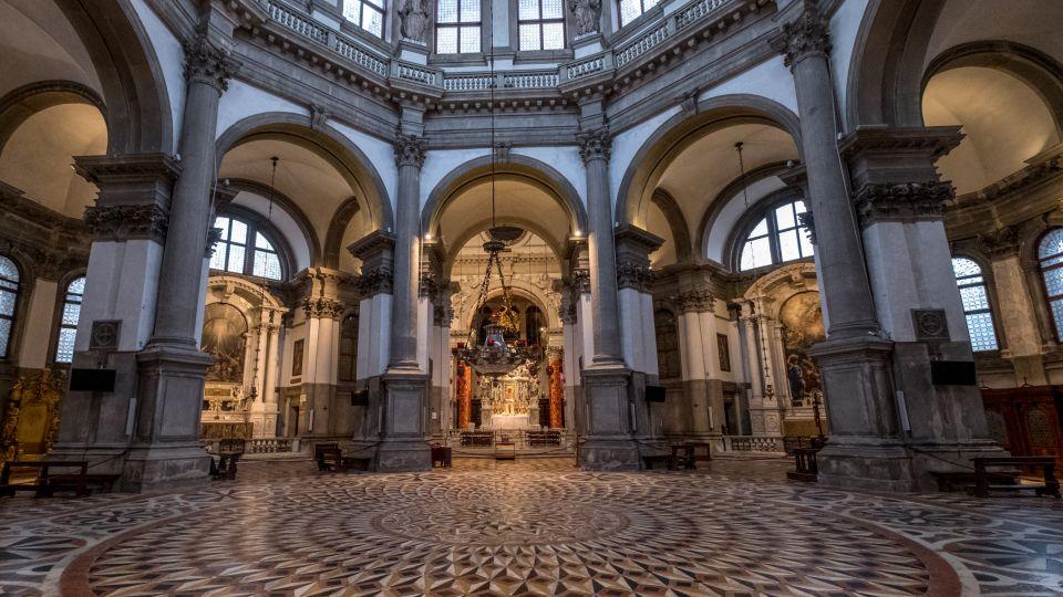 Basilica di Santa Maria della Salute Fließtext01