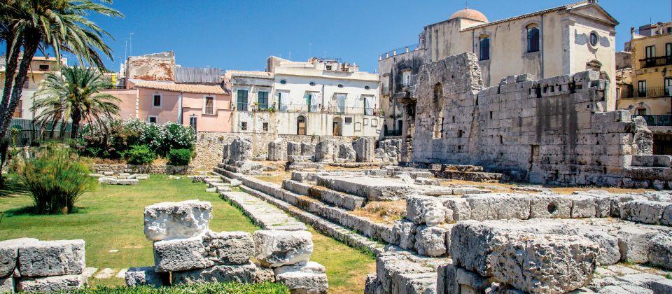 Bauten in Syrakus Beitragsbild