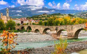 Beitragsbild Bobbio Piacenza Emilia Romagna