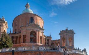 Beitragsbild Bologna Kloster Santuario Della Madonna di San Luca Emilia Romagna