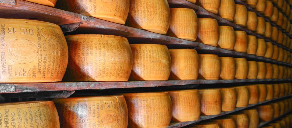 Beitragsbild Das Parmesan Museum in Parma Emilia Romagna
