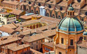 Beitragsbild Die Altstadt von Bologna Emilia Romagna
