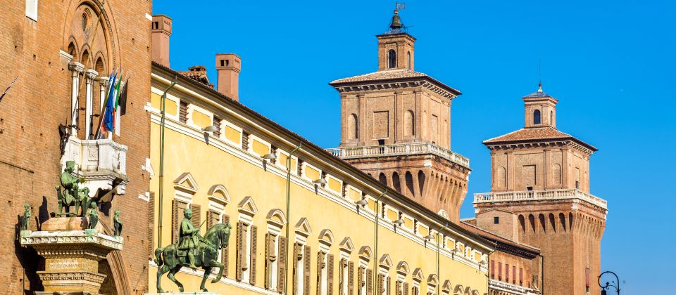 Beitragsbild Fahrradstadt Ferrara Emilia Romagna