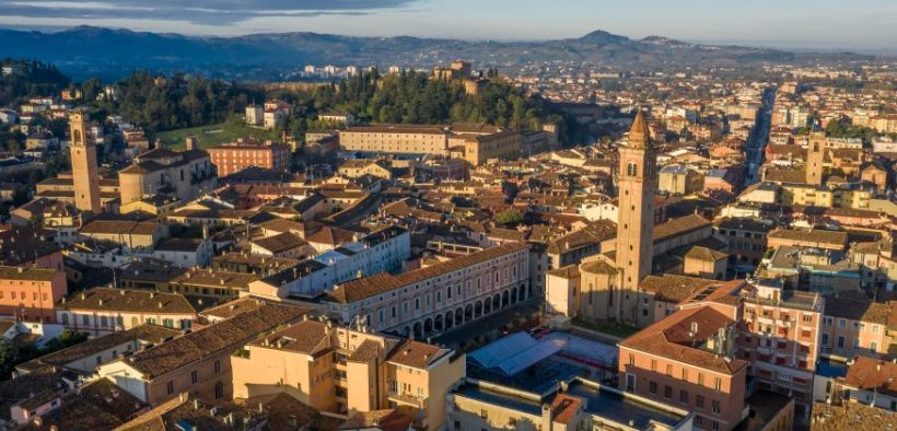 Beitragsbild Forli Emilia Romagna
