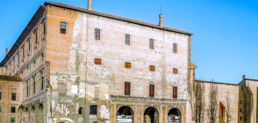 Beitragsbild Palazzo della Pilotta Parma Emilia Romagna