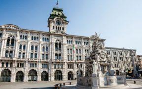 Beitragsbild Rathaus Triest