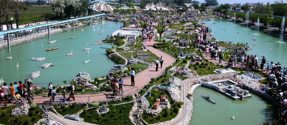 Beitragsbild Rimini Themenparks Emilia Romagna Adria