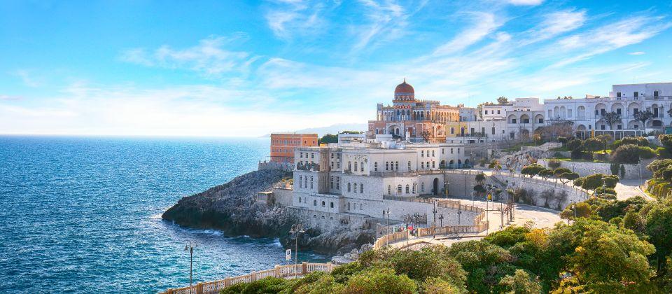 Beitragsbild Santa Cesarea Terme Apulien Lecce Adria