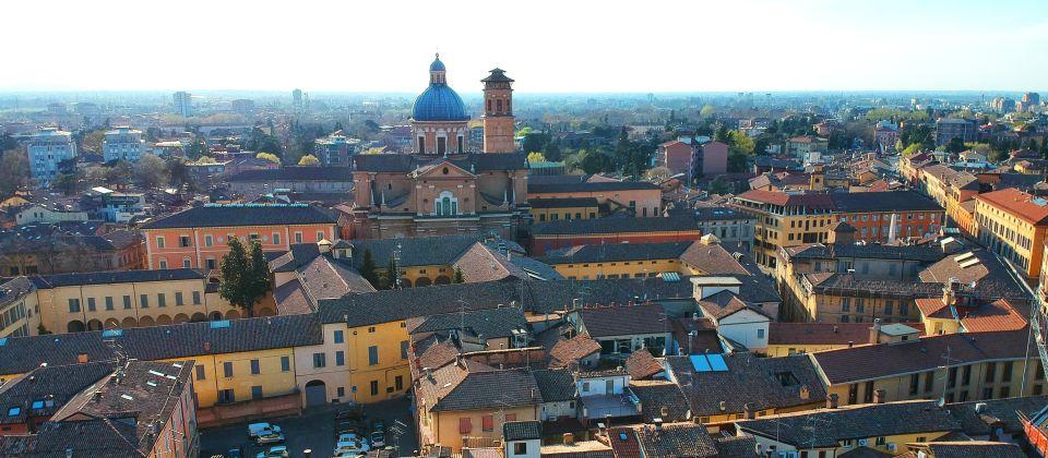 Beitragsbild Sehenswertes in Reggio nell'Emilia Emilia Romagna