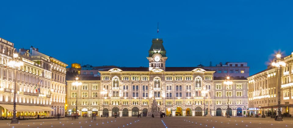 Beitragsbild Stadt Triest Rathaus Triest
