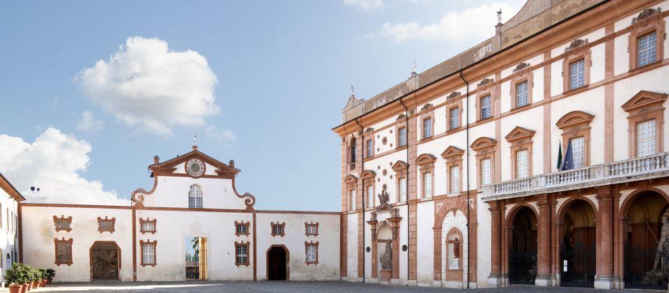 Beitragsbild der Herzogspalast von Sassuolo Modena Emilia Romagna