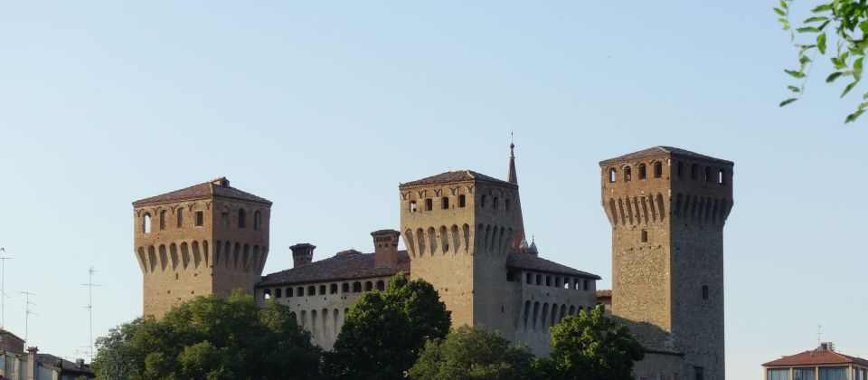 Beitrgasbild Rocca di Vignola Modena Emilia Romagna