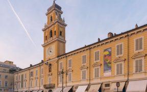 Beitrgasbild der Piazza Garibaldi in Parma Emilia Romagna