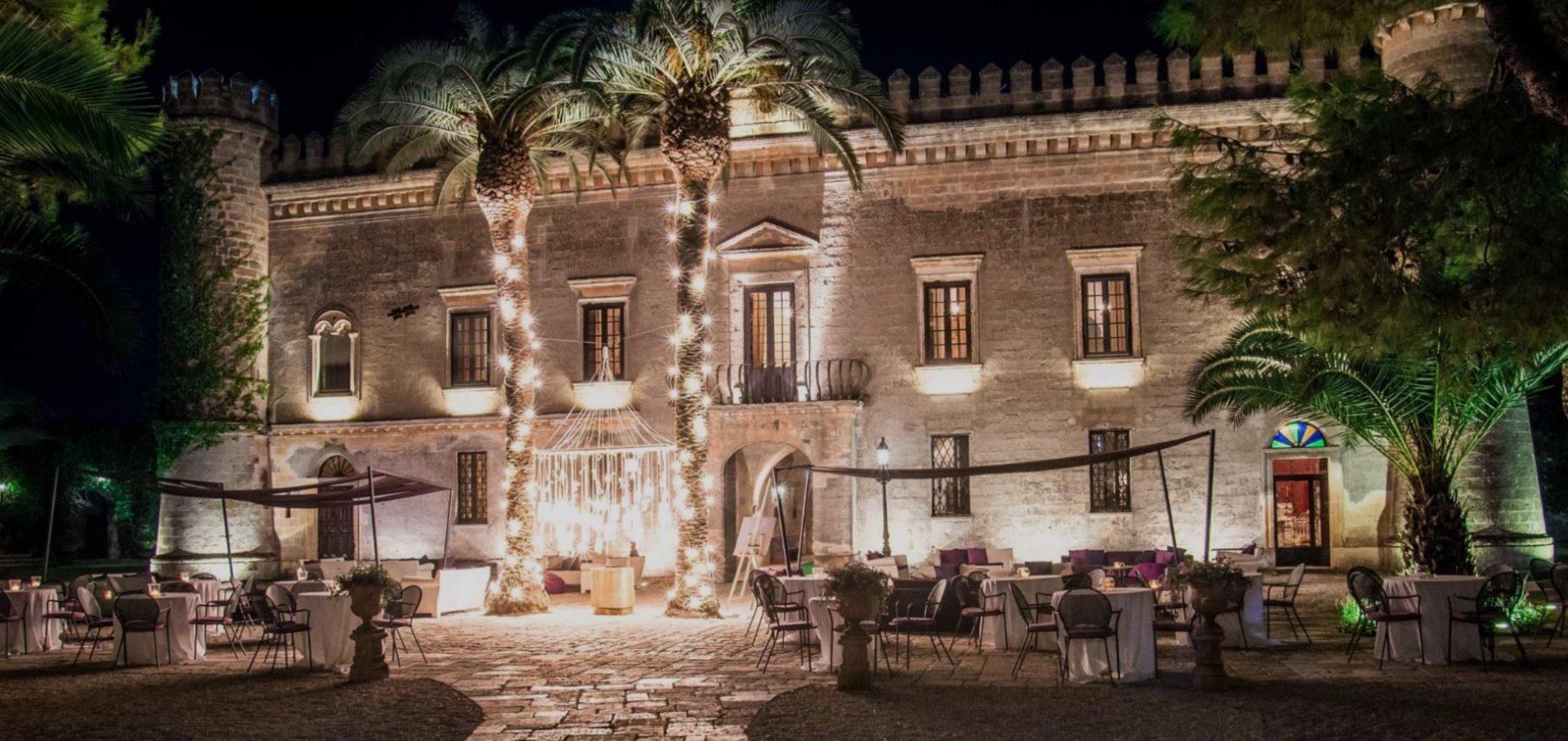 Castello Monaci 01