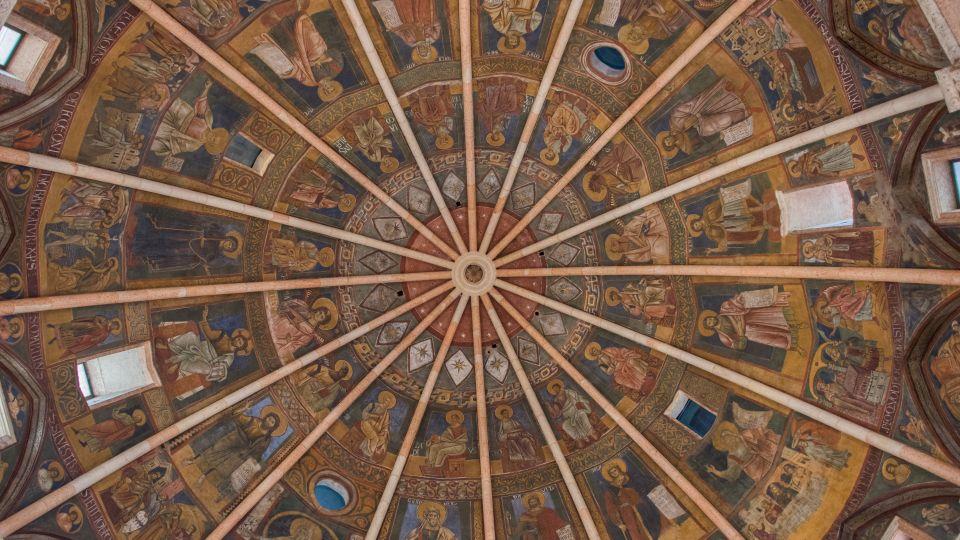 Fließtext 1 Das Baptisterium von Parma Emilia Romagna