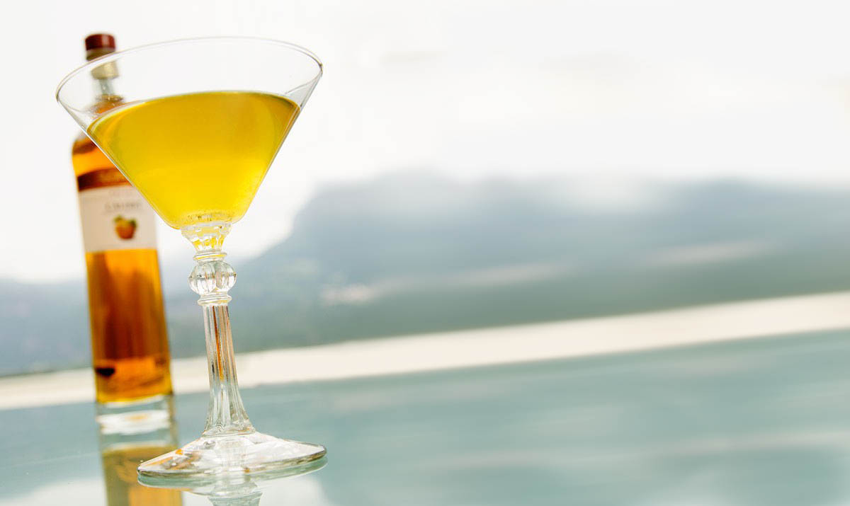 Cocktail Rezept: Caldiff Gimlet