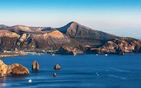 Liparische Inseln - Sizilien