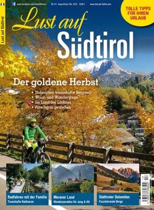 Lust auf Südtirol 2020: SH Goldener Herbst