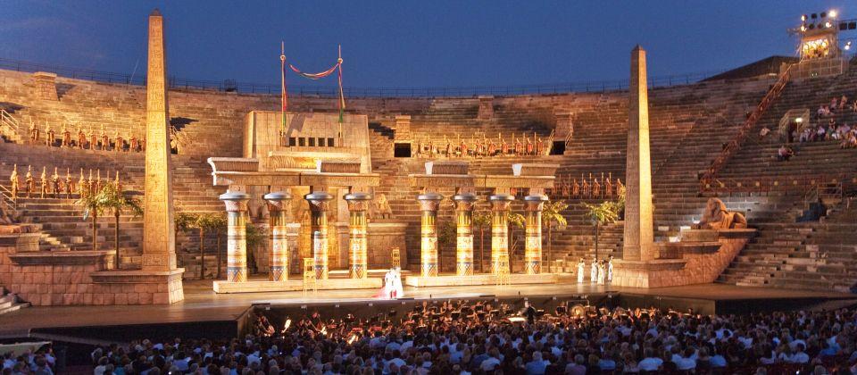 Arena di Verona - Aufführungen Beitragsbild
