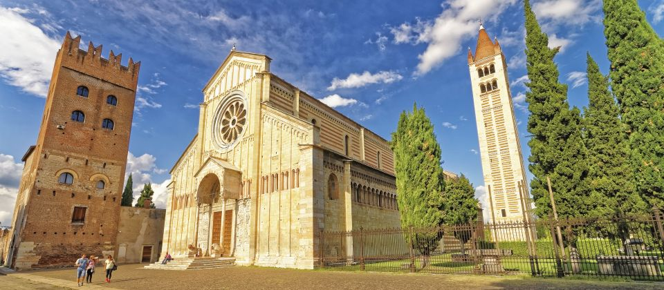 Basilika San Zeno Maggiore Beitragsbild