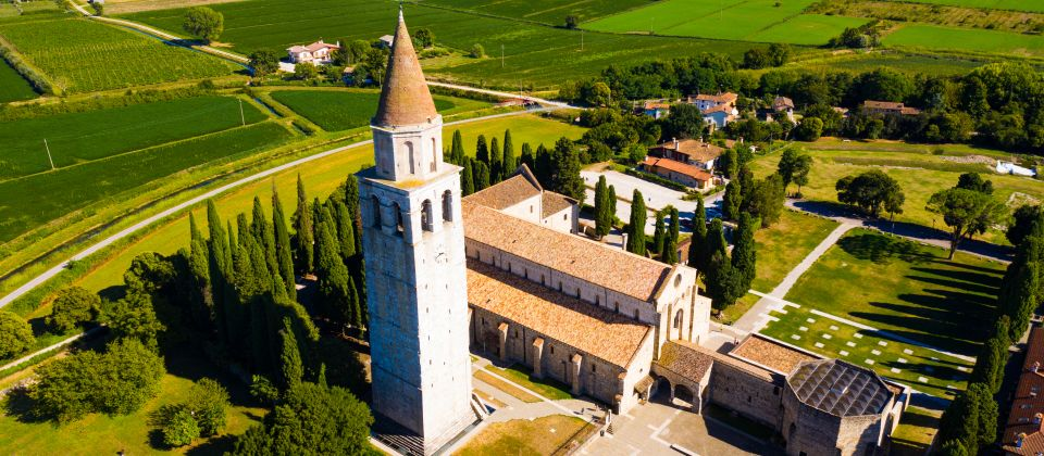 Beitragsbild Basilika Santa Maria Assunta in Aquileia Friaul Julisch Venetien