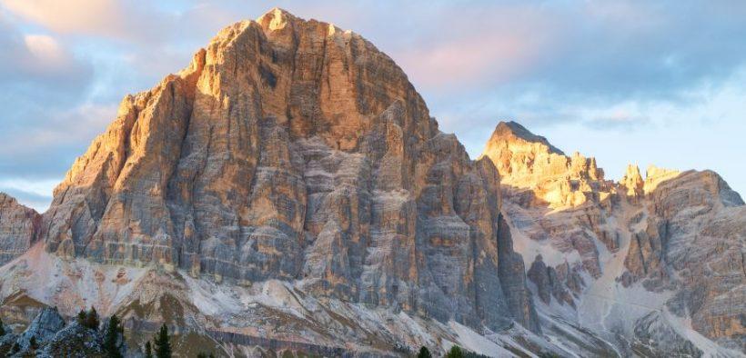 Beitragsbild Bergmassiv Tofana Belluno Venetien