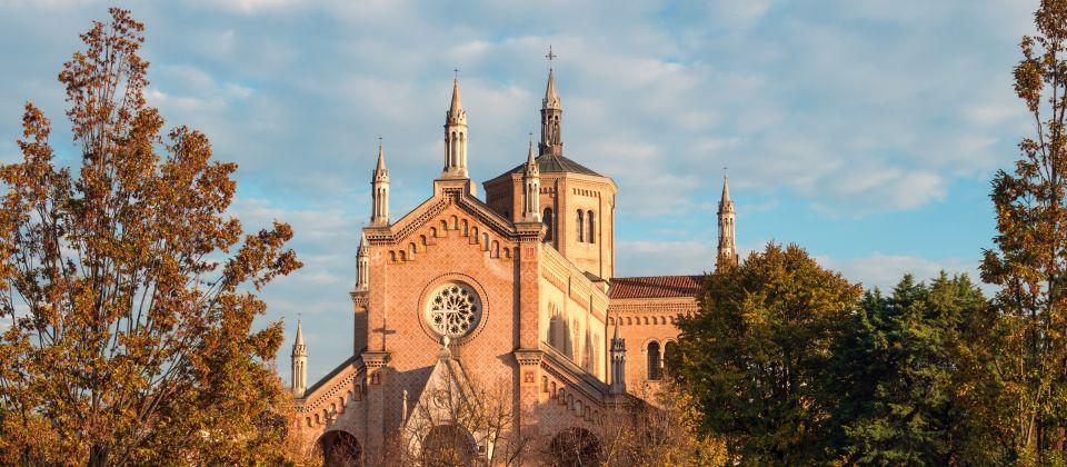 Beitragsbild Die Altstadt von Pordenone Udine Friaul Julisch Venetien