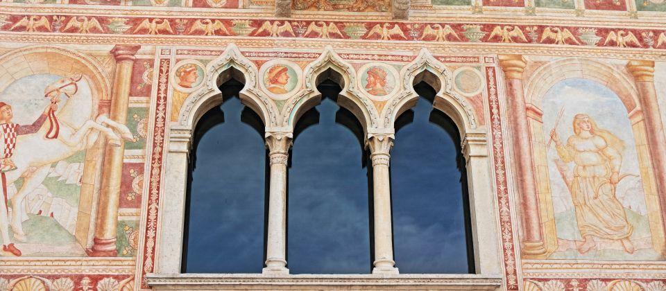 Beitragsbild Die Casa Dipinta in Spilimbergo Udine Friaul Julisch Venetien