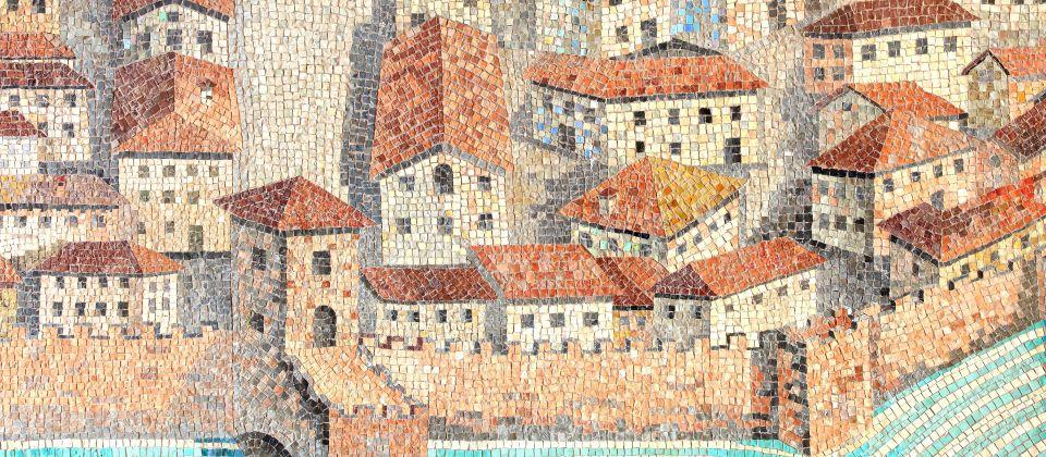 Beitragsbild Die Mosaik – Schule in Spilimbergo Udine Friaul Julisch Venetien
