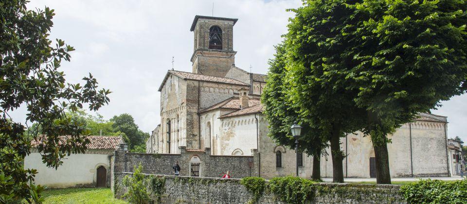 Beitragsbild Die Wahrzeichen von Spilimbergo Udine Friaul Julisch Venetien